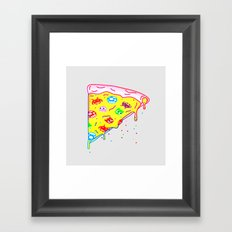 Anything but anchovy Framed Art Print