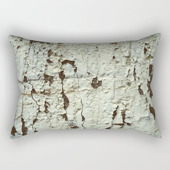 Time goes by Rectangular Pillow