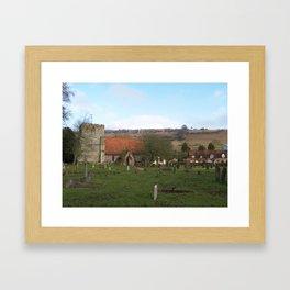 Hambleden Framed Art Print