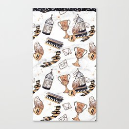 Potter Things Canvas Print