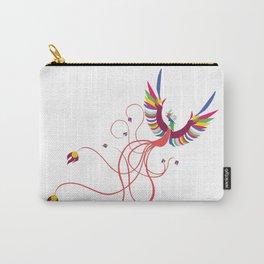Korean Phoenix Carry-All Pouch
