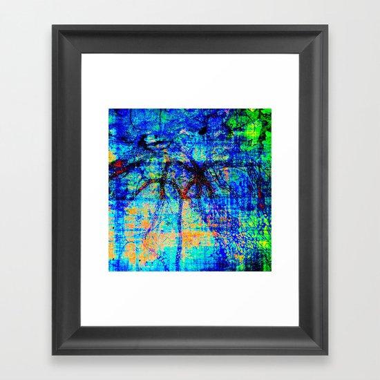 ETOILE Framed Art Print