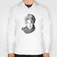 david fleck Hoodies featuring David by Rabassa