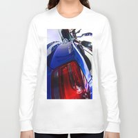 bmw Long Sleeve T-shirts featuring BMW M135i back by Mauricio Santana