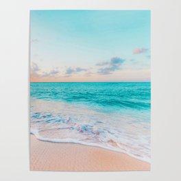 Ocean Bliss #society6 #society6artprint #buyart Poster