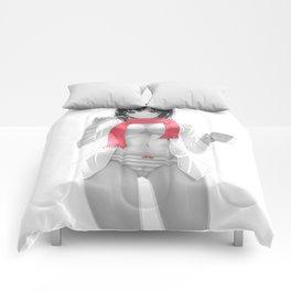 Attack on Titan - Mikasa Ackerman Comforters