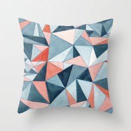 #07. CAROLE Throw Pillow