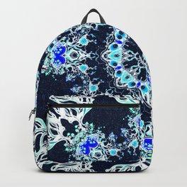 winter mandala Backpack