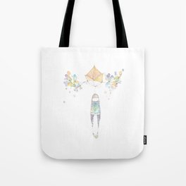 branching out. Tote Bag