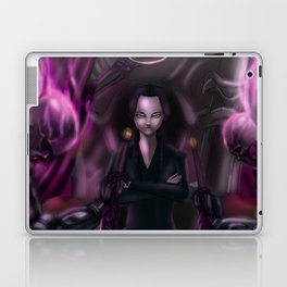 Queen Wednesday Addams Laptop & iPad Skin