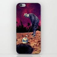 golf iPhone & iPod Skins featuring Golf by Cs025