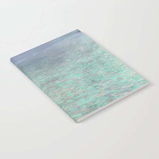 Klimt at Attersee Notebook