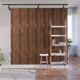 Wood Texture Print Wall Mural