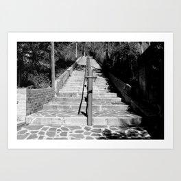 Stairway To Heaven 1 Art Print