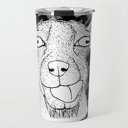 Goathead Travel Mug