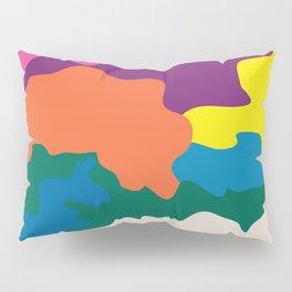A Wiggle & A Wave Away Pillow Sham