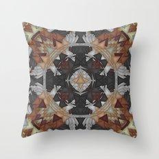 Sacred Throw Pillow