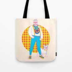 Henry the Hip Tote Bag