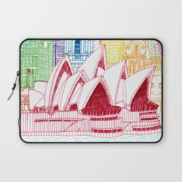 Sydney Towers Laptop Sleeve