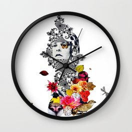 From Whence We Came  Wall Clock