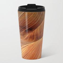 Sandstone Metal Travel Mug