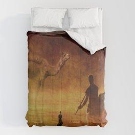 Wayward Crossings Comforters