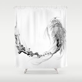 Ichthyology Shower Curtain