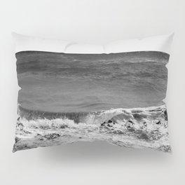 BEACH DAYS XVI BW Pillow Sham