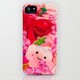Thoughts on Being Agreeable iPhone Case