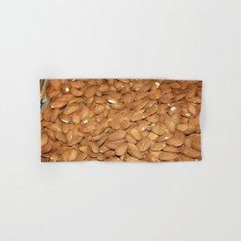Peeled Almonds From Datca Hand & Bath Towel