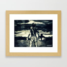 Poster - Encounter Framed Art Print