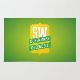 SW Queen Anne Greenbelt Rug