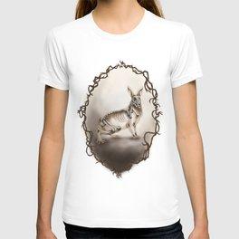 Corvus Cervus Lepus Series - Europaeus T-shirt
