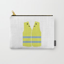 French Revolution 2018 - Yellow Vests Movement #society6 #decor #buyart #artprint Carry-All Pouch