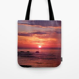 The Flamboyant One Tote Bag