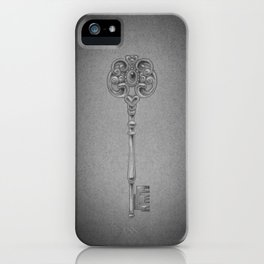 Faces Butterfly 1 iPhone Case