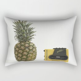 Καλοκαίρι & Κασετόφωνο Rectangular Pillow