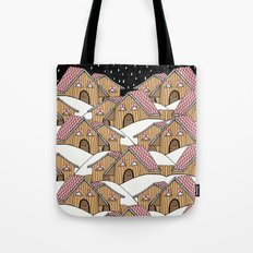 A HOUSE IN THE MIDDLE OF NOWHERE Tote Bag