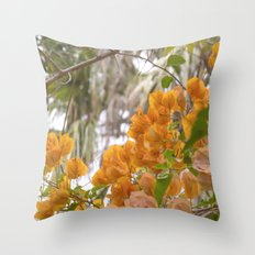 Touch of warmth Throw Pillow