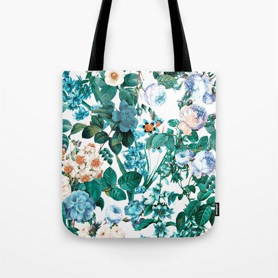 SUMMER BOTANICAL IV Tote Bag