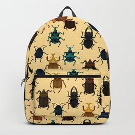 Bugs and beetles Backpack
