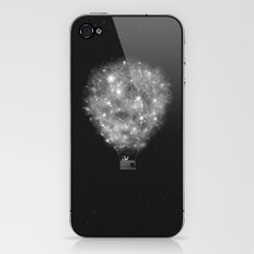 Supernova Sky Ride iPhone & iPod Skin
