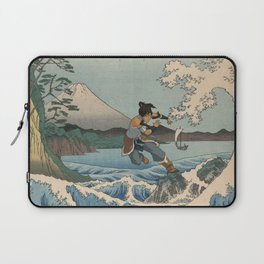 Suruga satta no kaijō Korra Laptop Sleeve