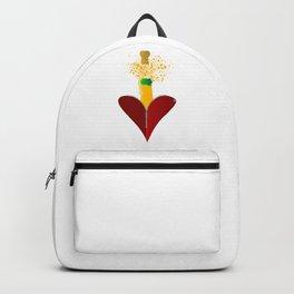 Love Champagne Backpack