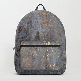 GOLDEN CONCRETE SLAB Backpack