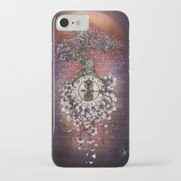 Time Perfusion iPhone Case