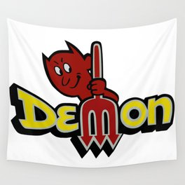 Dodge Demon Wall Tapestry