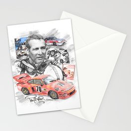 Paul Newman Stationery Cards