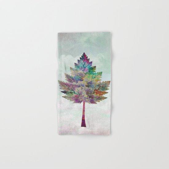 Like a Tree 2. version Hand & Bath Towel