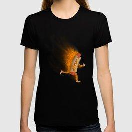 Flamin' Hot Dog T-shirt